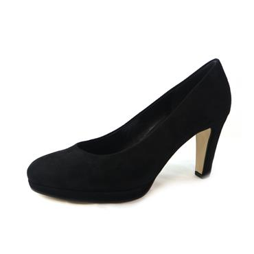 52 GABOR HIGH HEEL COURT - BLACK