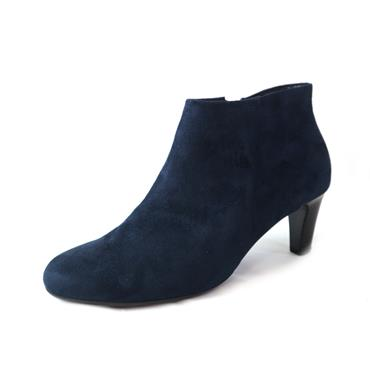 46 GABOR MICROVEL RIVER ANKLE BOOT - NAVY