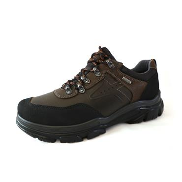 2 IMAC TRACK LACED SHOE - BROWN
