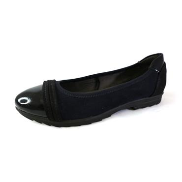 13 JANA SOFTLINE PUMP - NAVY