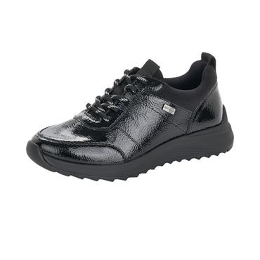 10 REMONTE DRYSPORT LACED TRAINER - BLACK