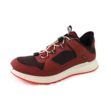 41 ECCO WALKING SHOE - RED