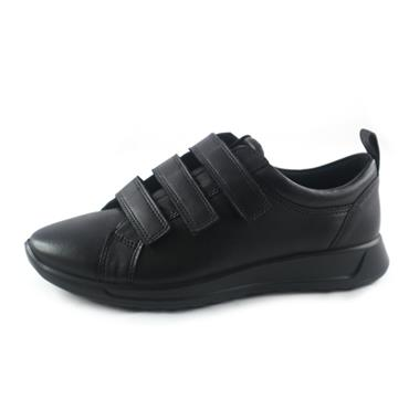 NO21 ECCO - FLEXURE BLACK - BLACK