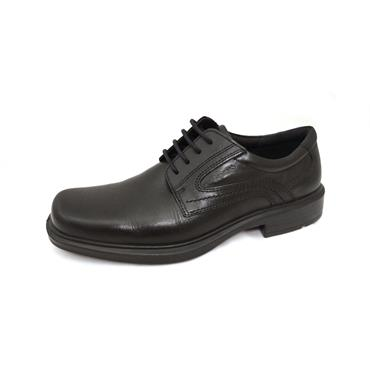 No7 HELSINKI BLK LACED PLAIN - BLACK