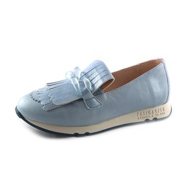 NO1 HIS - SLIP ON TRAINER - BLUE