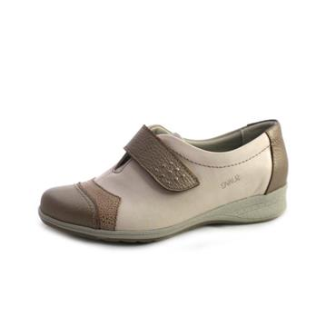 NO2 SUAVE JOAN LATTE NATURAL SHOE  STRAP - LATTE