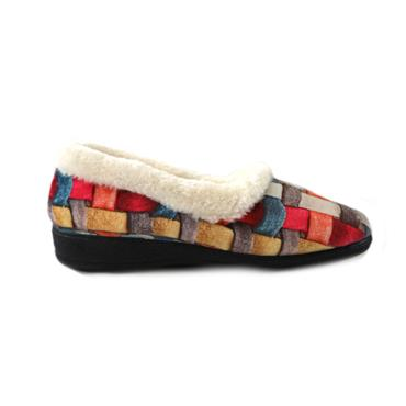 16 LUNAR SLIPPER - MULTICOLOURED
