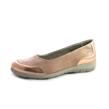 NO13 SUAVE ROSE GOLD SUMMER PUMP - ROSE