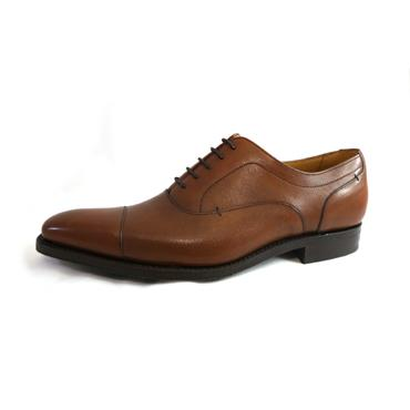 5 BARKER LIAM HAZELNUT CALF - BROWN