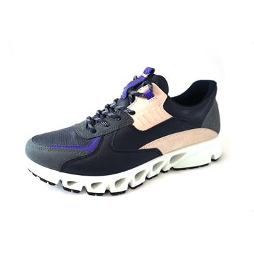 38 ECCO MULTI WALKING SHOE - MULTICOLOURED