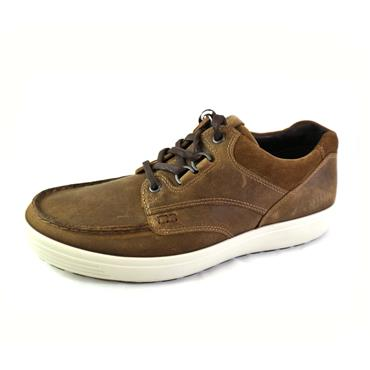 40 ECCO  CAMEL WALKING SHOE - CAMEL