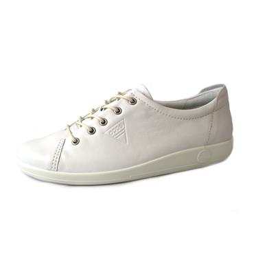 28 ECCO SOFT WHITE - WHITE