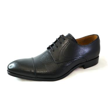 4 BARKER SOUTHWOLD FORMAL SHOE - BLACK
