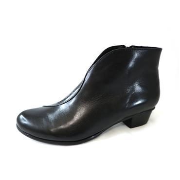 5 RLC BLACK ANKLE BOOT - BLACK