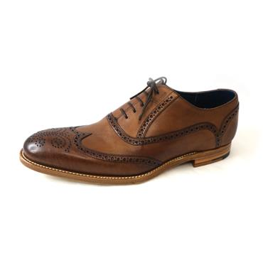 61B BARKER VALIANT BROWN - BROWN
