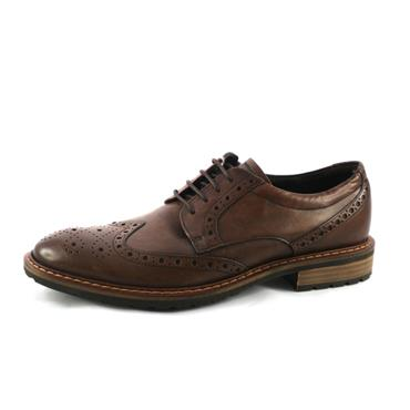 No16 ECCO - VITRUS 1 LACED NATURE - BROWN