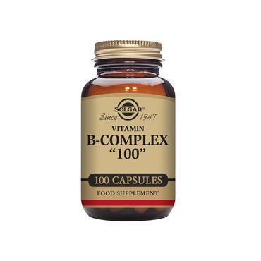 """SOLGAR Formula Vitamin B-Complex """"100"""" 100s"""