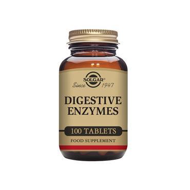 SOLGAR Digestive Enzymes 100s
