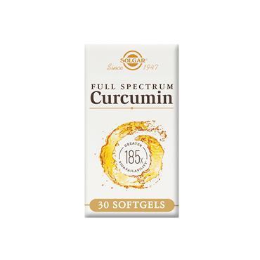 SOLGAR Full Spectrum Curcumin 30s