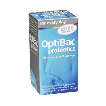 OPTIBAC For Every Day Extra 90caps