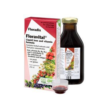 FLORAVITAL LIQUID FORMULA 500ML
