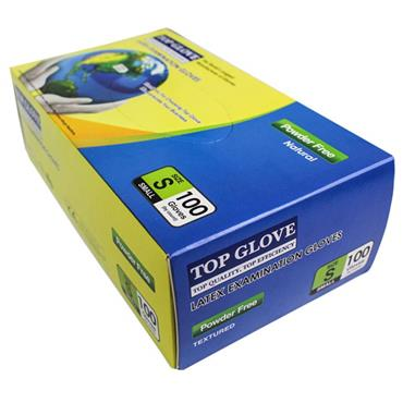 Top Glove Latex Powder Free S