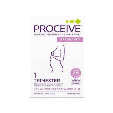 PROCEIVE PREGNANCY T1 - 60 Capsules