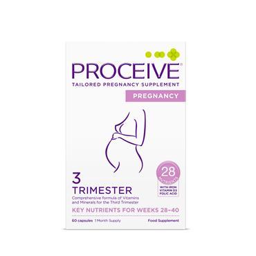 PROCEIVE PREGNANCY T3 - 60 Capsules