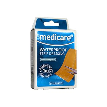 MEDICARE WATERPROOF STRIP 6CM X 1M
