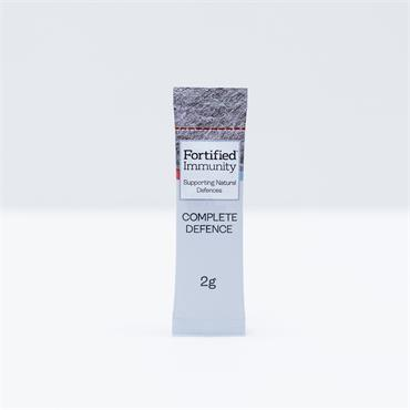 FORTIFIED IMMUNITY COMPLETE DEFENCE SACHETS