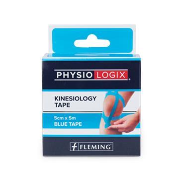 PHYSIOLOGIX BLUE KINESIOLOGY TAPE 5CM X 5M