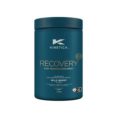 KINETICA RECOVERY POST TRAINING WILD BERRY