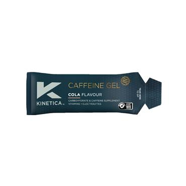KINETICA CAFFEINE GEL COLA