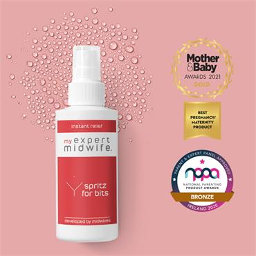 MY EXPERT MIDWIFE  SPRITZ FOR BITS, PERINEAL SPRAY