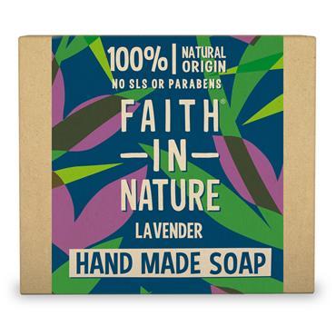 FAITH IN NATURE Soap-Lavender