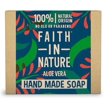 FAITH IN NATURE  Soap-Aloe Vera