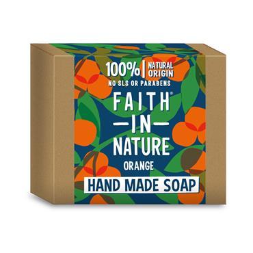 FAITH IN NATURE Soap-Orange
