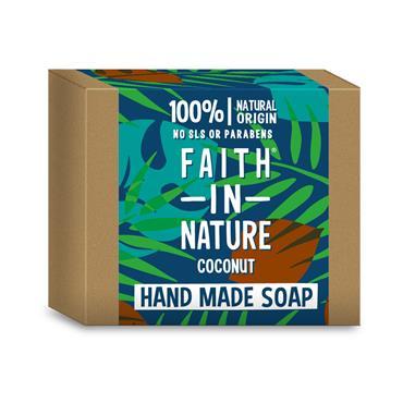 FAITH IN NATURE Soap-Coconut