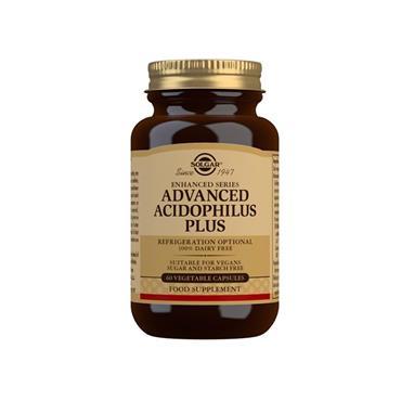 SOLGAR Advanced Acidophilus Plus 60s