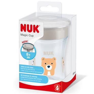 NUK Magic Cup White