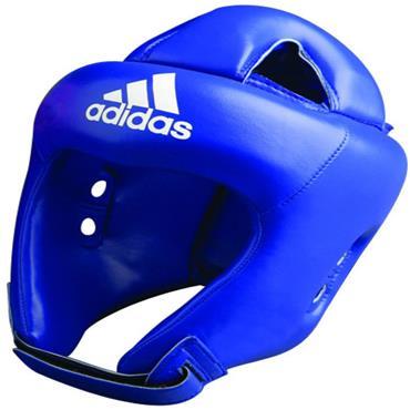 Adidas Boxing Rookie Headguard Medium Blue