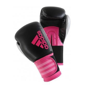 Adidas Hybrid Boxing Gloves 6oz Pink