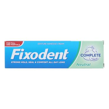 FIXODENT COMPLETE NEUTRAL 47G