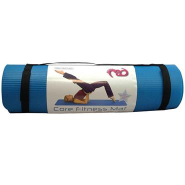 Fitness Mad Core Fitness Mat 10mm Blue