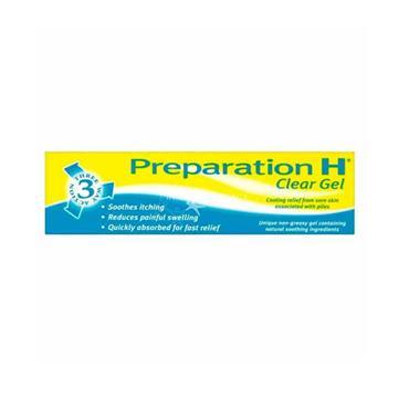 PREPARATION CLEAR GEL 50G