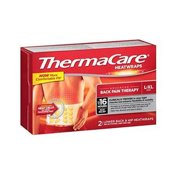 THERMACARE BACK SUPPORT