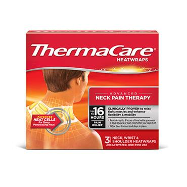 THERMACARE NECK PATCH