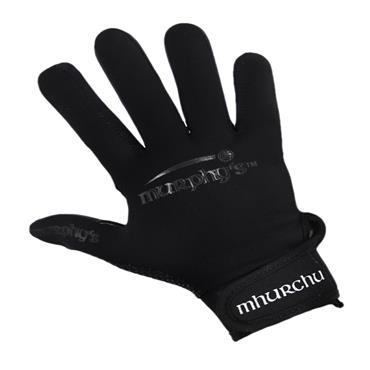 Murphy's Gaelic Gloves 8/Small Black