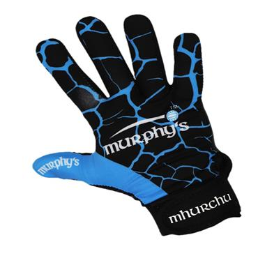 Murphy's Gaelic Gloves 10/Large Black/Blue