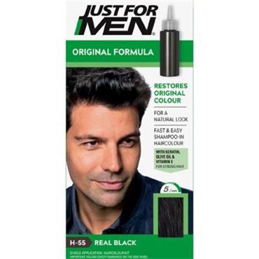 JUST FOR MEN HAIR REAL BLACK